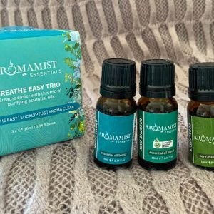 Trio pack of Aromamist Essentail oils