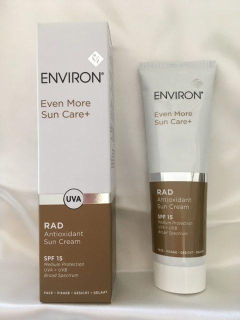 Rad Antioxidant Sun cream SPF 15 100ml
