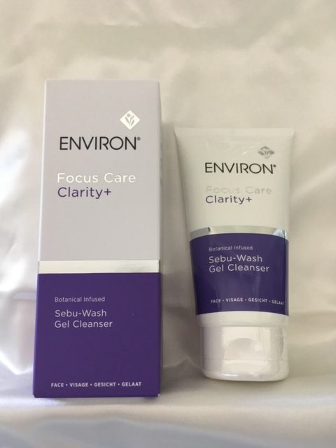 Focus Clarity Botanical Infused Sebu-Wash Gel cleanser 150ml